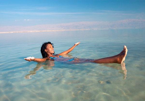 Живе Мертве море