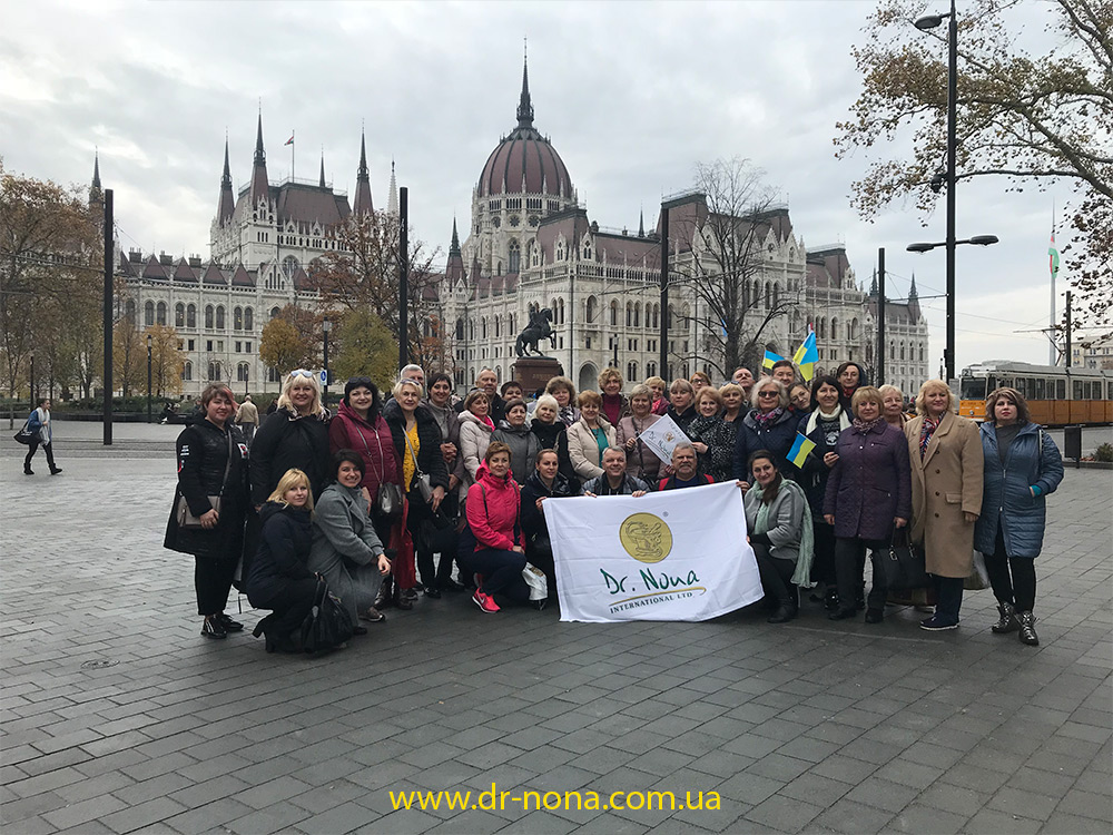 Автобусный тур в Будапешт