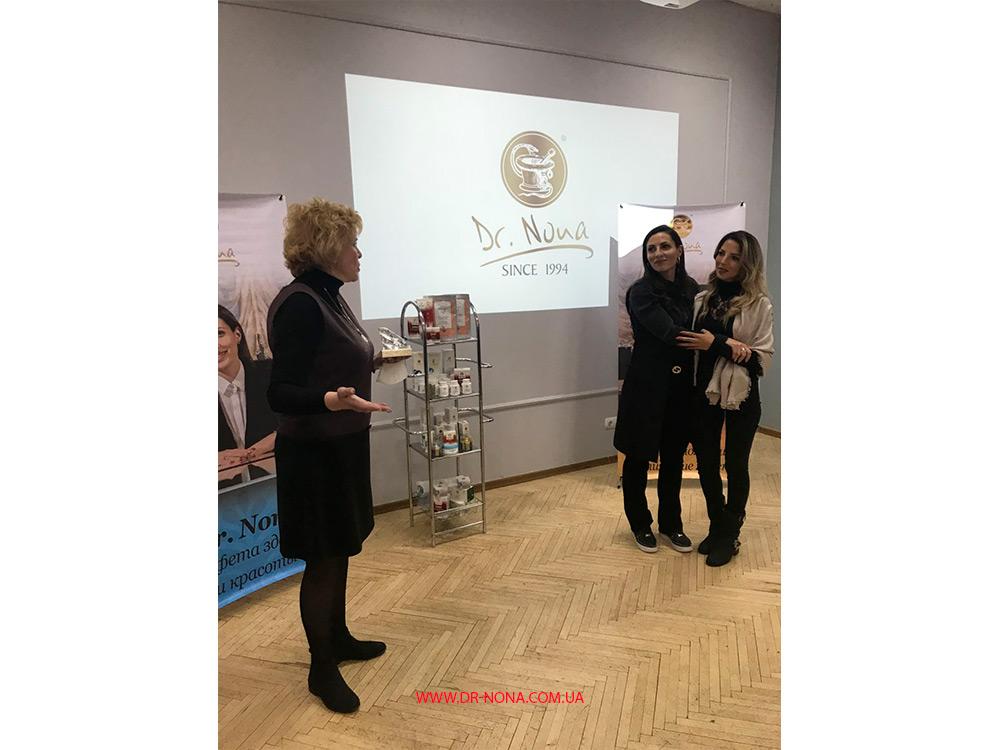 Бізнес-зустріч з представниками президента компанії в Києві