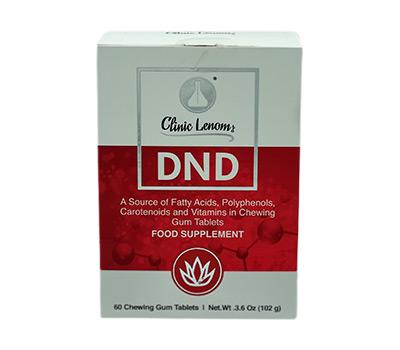 DND. Пищевая добавка Dr.Nona