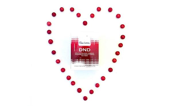 Поради від Доктор Нони. DND і вітамін B3