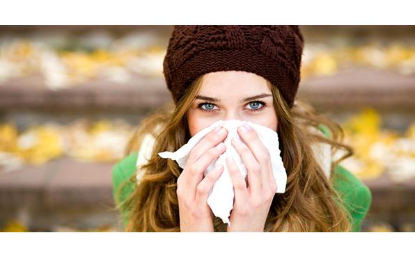 Поради від Доктор Нони. Осіння застуда