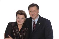 Гайдейчук Юрий и Искра Марианна