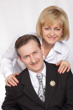 Боложинские Александр и Людмила
