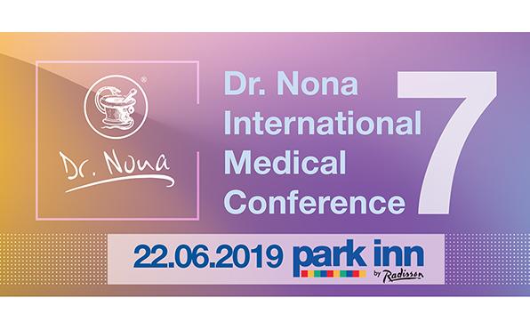 Видеоотчёт о 7 международной медицинской конференции компании Dr.Nona