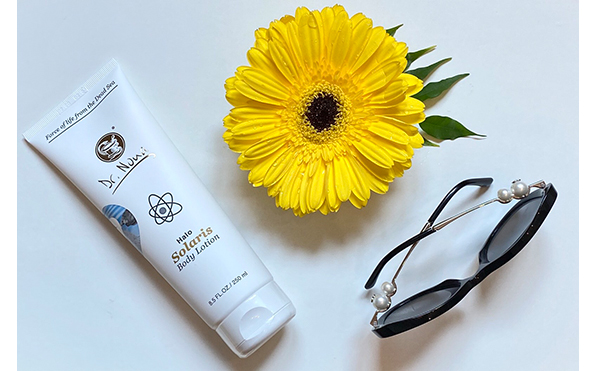 Новое видео. Солярис - косметическое средство для кожи тела
