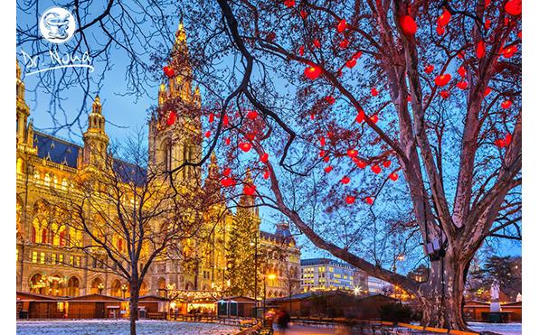 Анонс зимнего отдыха лучших дистрибьюторов в Вене