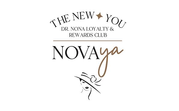 """Новая поощрительная программа  """"DR.NONA LOYALTY & REWARD CLUB """"NOVA YA"""""""