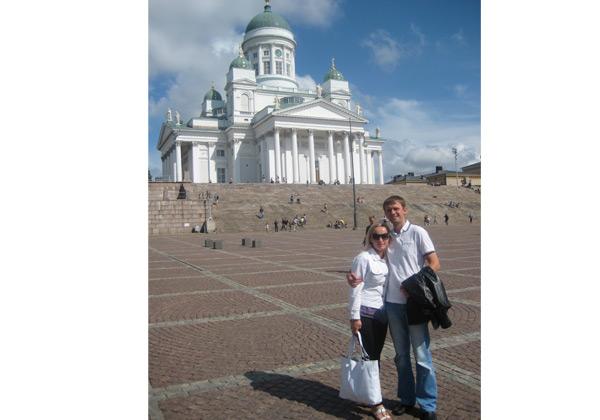 Галопом по Хельсинки